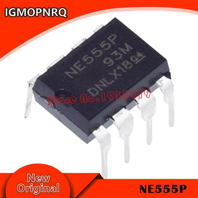10pcs/lot NE555 NE555P DIP-8 555 DIP New And Original IC In Stock