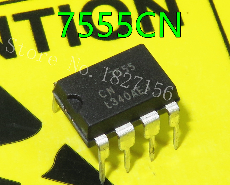 5pcs/lot ICM7555IPA 7555CN ICM7555 7555CN DIP-8