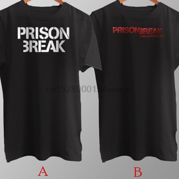 Prison Break Michael Scofield Série TV Fox RIVER Hommes Femmes Unisexe T-shirt 578