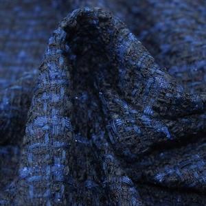 Image 3 - 2019 秋冬紺ソフトツイード生地コートスカートtissuアフリカバザンリッシュgetzner telas織物博物館stoffen tecidoテラ