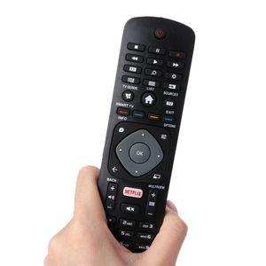 Image 5 - جهاز تحكم عن بعد أسود لاستبدال تلفزيون فيليبس نيتفليكس الذكي 398GR08BEPHN0012HT 1635008714 43PUS6162 398GR08BE