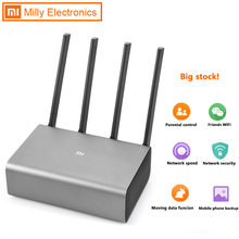 Xiaomi Mi Router Pro R3P 2600Mbps Wi-fi wi fi Smart Wireless Wifi Router 4 Antenna Dual Band 2.4GHz 5.0GHz Wifi Network Device(China)
