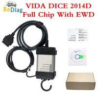 VIDA DICE Full Chip For Volvo Dice 2014D Diagnostic Tool Multi Language Vida Dice Pro Green Board Vida Dice OBD2 diagnostic tool