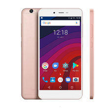 5,5 zoll U17 3G/4G Smart mobile handys Dual SIM Karten 4GB + 32GB Android 7,0 MT6750T Octa-Core 1920*1080 pixel Kapazitive schirm