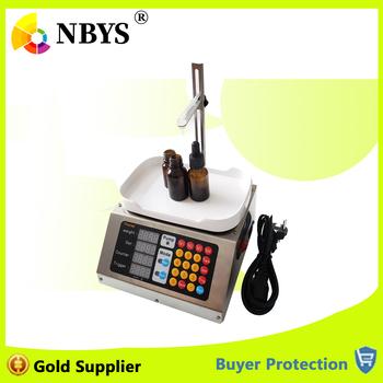 O wadze pompa perystaltyczna napełniarka waga elektroniczna małej objętości precyzyjne wypełniacz perfum E-płynny olej 0-50ml darmowa wysyłka tanie i dobre opinie NBYUANSAI CN (pochodzenie) 5-20BPM CSY-M90