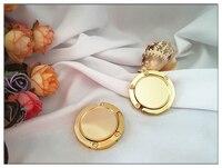 325pcs/lot Custom Wedding logo Bag Hanger Foldable Handbag Hook Bridal Shower Purse Valet free shipping