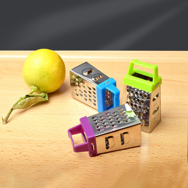 Четырехсторонняя мини-машина из нержавеющей стали, измельченная мультифункциональная кухонная утварь для резки фруктов, имбиря, лука, чесн...