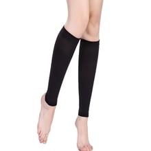 1Pair Leg Sleeves Football Legging Sport Socks Calorie Weight Loss Thin Shin Legs Sun UV Protection Cycling Men Women Socks