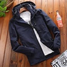 2019 Brand clothing autumn Men fashion outdoor coa