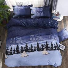 2019 plant flower print quilt summer and winter use thin air conditioning large duvet single bed double