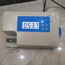 Máquina de testes YD 1 110 v 220 v do verificador da dureza da tabuleta do instrumento do laboratório de digitas