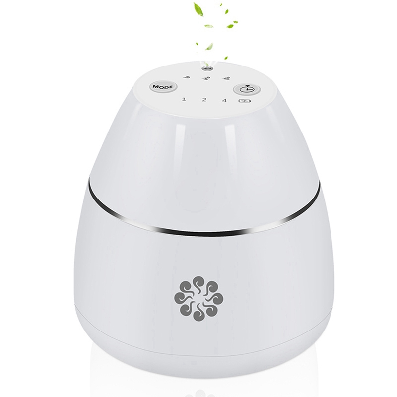 Waterless & Wireless Portable Aromatherapy Diffuser Essential Oil Diffuser Rechargeable Aroma Diffusers Nebulizer For Home Us Pl|Humidifiers| |  - title=
