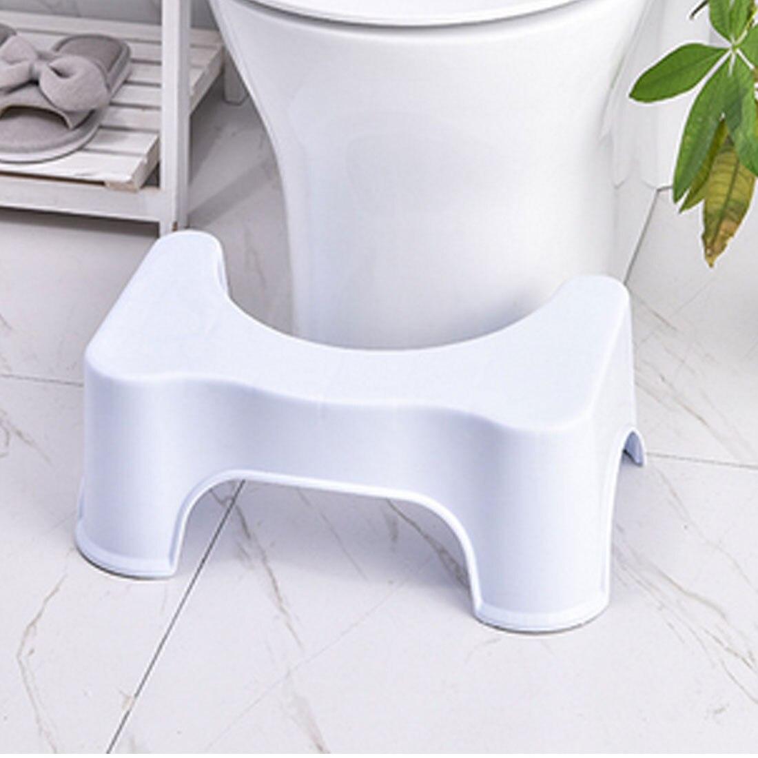 Engrossado antiderrapante banheiro passo toalete banqueta de criança mulher idosa exacerbado fezes de bebê anti-queda