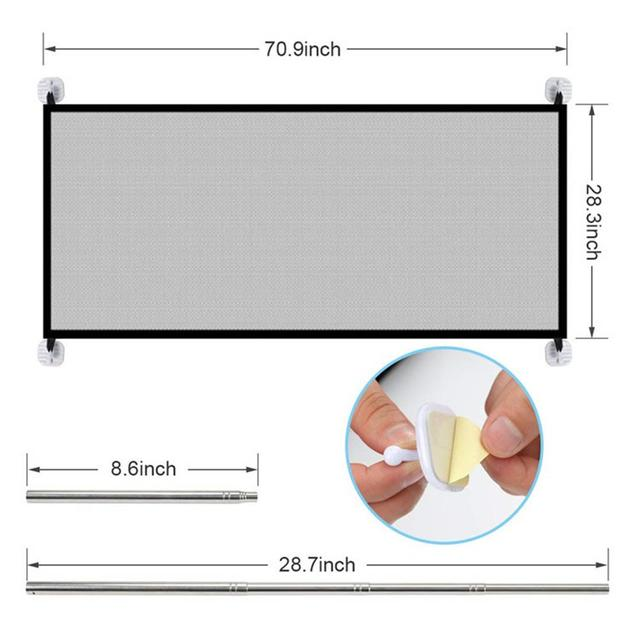 Portable Barrier Fence 10