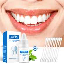 1PCS EFERO Teeth Whitening Serum Oral Hygiene Essence Effective Remove Stain Cleaning Bleaching Dental Products