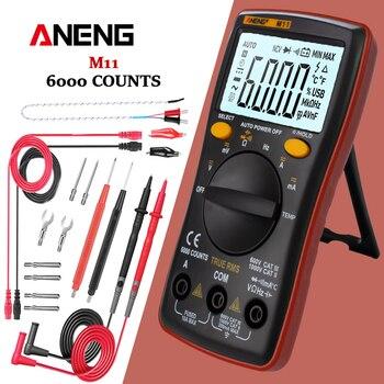 ANENG M11/M10 multimetro digital profesional analogico osciloscopio polimetro tester digital multimeter profesional...