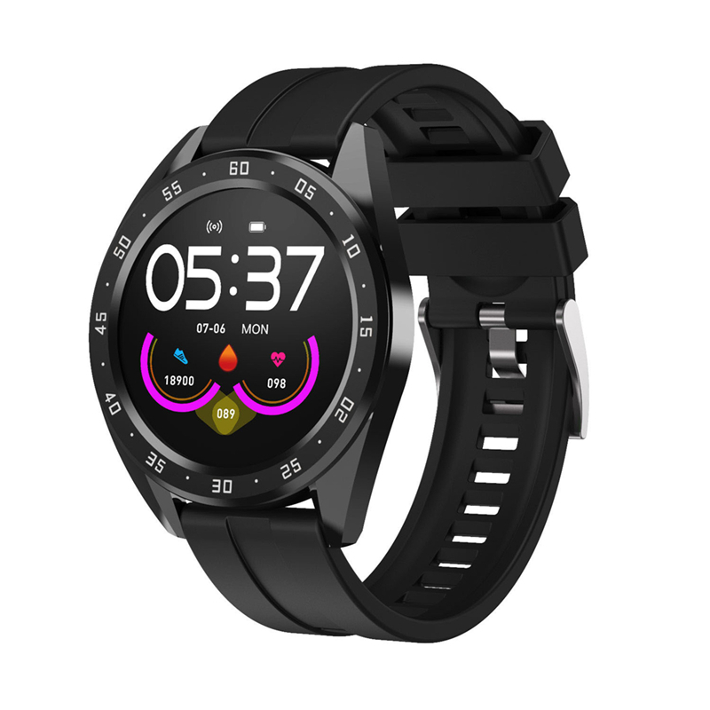 2020 New Smart <font><b>Watch</b></font> IP67 Waterproof Heart Rate <font><b>Blood</b></font> <font><b>Pressure</b></font> Monitoring Smart <font><b>Watch</b></font> Fitness Tracker for Men Women Gift image