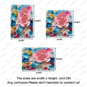 Image 5 - Yeeleグレー木製ボード花ベビードール食品写真撮影の背景写真写真スタジオの背景のためのphotophoneペット
