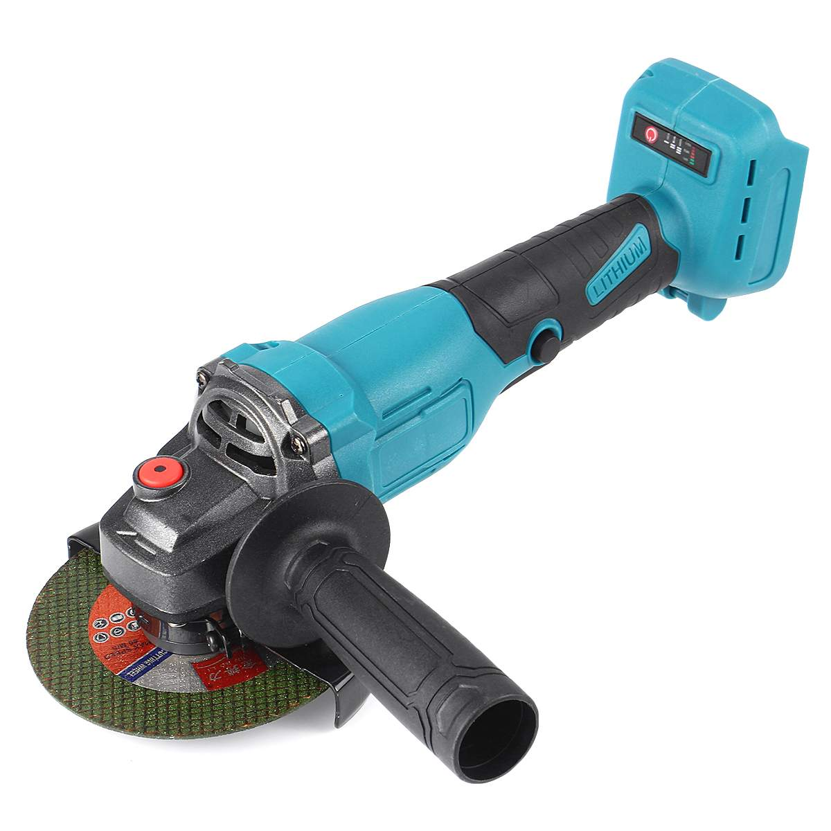 Grinder Makita Brushless With 800W Grinder 4pcs Angle 18V Grinding Disc For 125mm 20000rpm Angle Angle Machine Battery Electric
