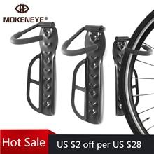 1/3 pièces vélo Support de montage mural en acier vélo fixe crochet suspendu 30kg capacité pour vtt Support de vélo de route Support de Support de stationnement