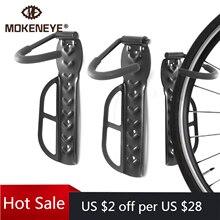 1/3PCS Fahrrad Wand Montieren Rack Stahl Fahrrad Fixed Hängen Haken 30kg Kapazität für MTB Rennrad unterstützung Parkplatz Halterung Halter