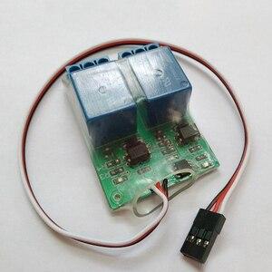 1ch PWM контроллер сигнала, двусторонний электронный релейный переключатель макс. ток 10А запасные части для радиоуправляемого летательного а...