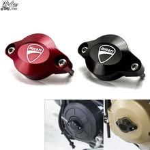Deslizador de la caja del motor de la motocicleta para Ducati Multistrada 1200 950 800 Scrambler 1100