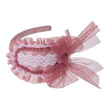 Girl Velvet Vintage Tulle Dress