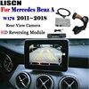 Pour mercedes-benz A W176 W205 2010 ~ 2020 2015 2016 interface Adapte l'affichage de l'écran améliorer le décodeur de caméra de vue arrière avant de sauvegarde
