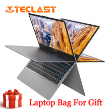 "Teclast F5 ordinateur portable Intel 8GB RAM 256GB SSD Windows10 1920*1080 Charge rapide 360 écran tactile rotatif 11.6 ""ordinateur portable(China)"