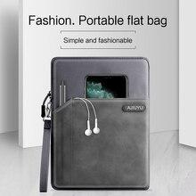 Universal macio tablet forro manga bolsa saco para apple caso para ipad mini 5 4 3 2 ar 3 2 pro 11 capa para ipad 10.5 9.7 2018