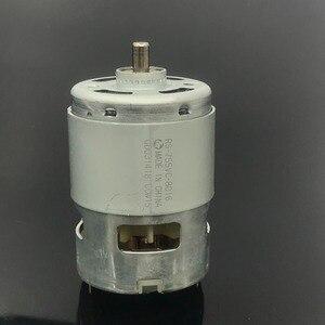 Image 1 - Original für Mabuchi RS 755VC 8016 9012 DC 12V 18V high speed elektrische werkzeug motor