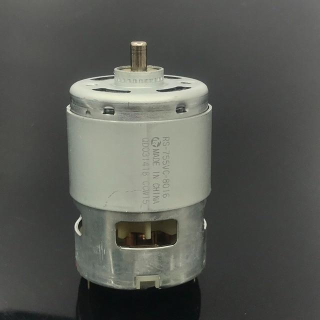 Original für Mabuchi RS 755VC 8016 9012 DC 12V 18V high speed elektrische werkzeug motor