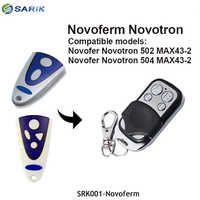 Novoferm Novotron 502 compatible con el código de rodamiento del remitente de mano de alta calidad muy