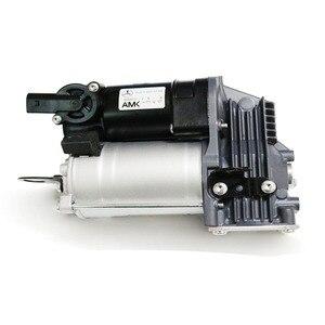 Image 2 - คุณภาพสูง Air Suspension Compressor สำหรับ MERCEDES W221 W216 CL S Class AIR MATIC SUSPENSION COMPRESSOR AIR ปั๊ม A2213201704