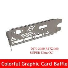 Cartão gráfico defletor para colorido igame 2070 2080 rtx2060 super ultra oc suporte