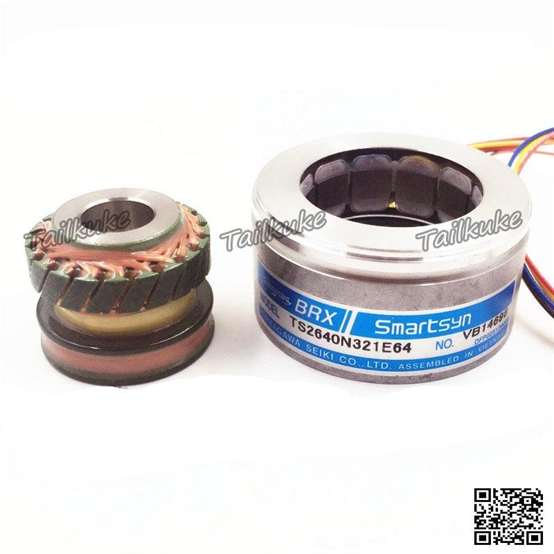 TS2640N321E64 Servo Motor Encoder Positive Yu Xuan Rotary Transformer