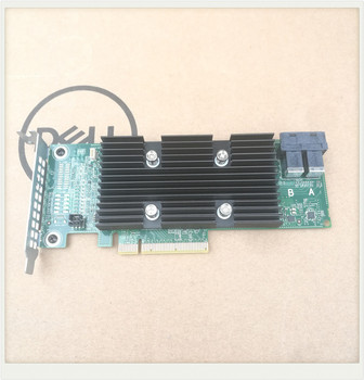 Pulled TCKPF 0TCKPF 6H1G0 TD2NM PCI-E Perc H330 x8 12G SAS RAID Controller with Low Profile