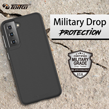 TOIKO X Guard 2 in 1 Shockproof Case for Samsung Galaxy S21 Ultra Protective Cover S21 Plus Hybrid PC TPU Bumper Armor Shell New