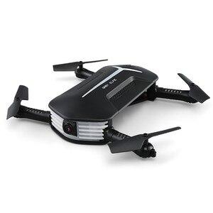 Image 2 - JJRC H37 Mini Cho Bé ElFIE Selfie 720P Wifi FPV Với Cao Độ Giữ Chế Độ Không Đầu Có Thể Gập Lại RC Drone Quadcopter RTF nhiều Pin