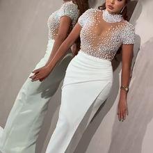 С открытыми плечами вечернее платье с рукавами фонариками; Аппликация