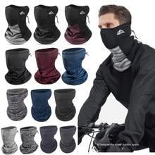 2021 mais novo inverno ciclismo cachecol pescoço mais quente corrida ao ar livre das mulheres dos homens lã rosto cachecol bandana bonés esportes à prova de vento headwear2