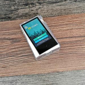 Image 3 - ソフト Tpu 透明ケース AK A & ノーマ SR15 音楽プレーヤースペア部品クリア保護シェルフルカバー