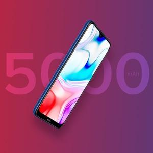 Image 2 - 2019 Global Versie Xiao Redmi 8 Smartphone 4GB RAM 64GB ROM Snapdragon 439 10W Snel Opladen 5000 mah Batterij Mobiele Telefoon