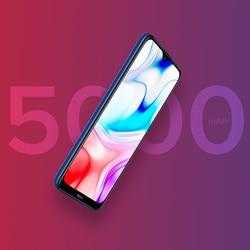 2019 Global Version Xiao Redmi 8 Smartphone 4GB RAM 64GB ROM Snapdragon 439 10W Fast Charging 5000 mah Battery Cellphone 2