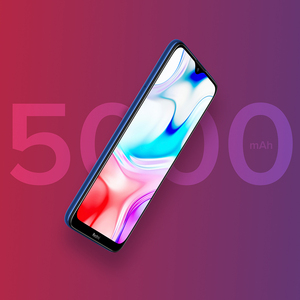 Image 2 - 2019 גלובלי גרסת שיאו Redmi 8 Smartphone 4GB RAM 64GB ROM Snapdragon 439 10W מהיר טעינה 5000 mah סוללה נייד