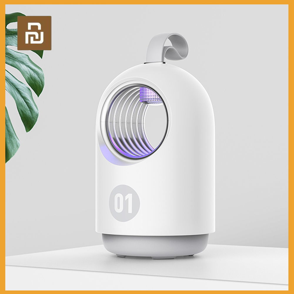 Xiaomi Mosquito Killer Low Mute Blue Portable USB Electric Household Mosquito Killer Lamp Friendly Pest Control Insect