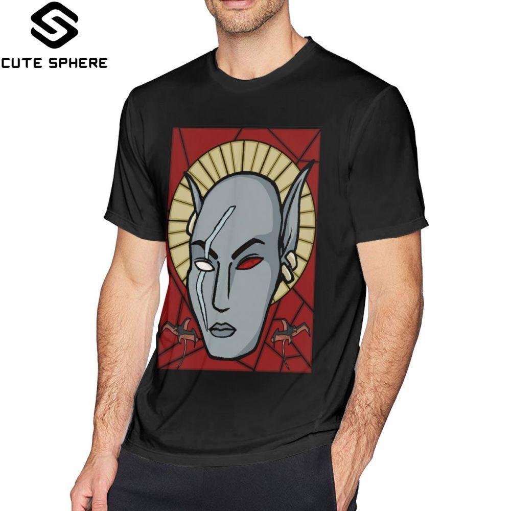 Morrowind T Shirt Morrowind S True Hero T-Shirt Printed Plus Size Tee Shirt Fashion Man 100 Cotton Awesome Short-Sleeve Tshirt