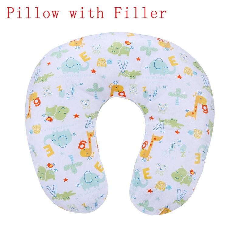 Подушки для беременных, кормящих грудью, кормящих детей, u-образная Подушка для сна для младенцев, кормящих грудью, маленький диван для беременных, поясная подушка - Color: 05