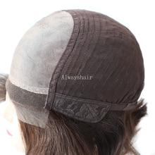 Perruque cheveux naturels courts et durables MT05 4 – 6 pouces pour femmes, perruque 100% cheveux vierges européens